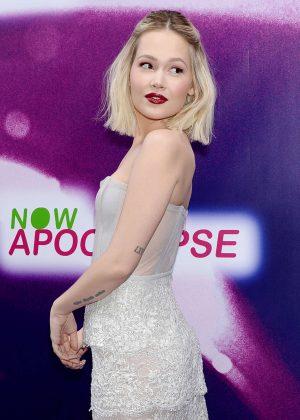 Kelli Berglund - 'Now Apocalypse' Premiere in Los Angeles