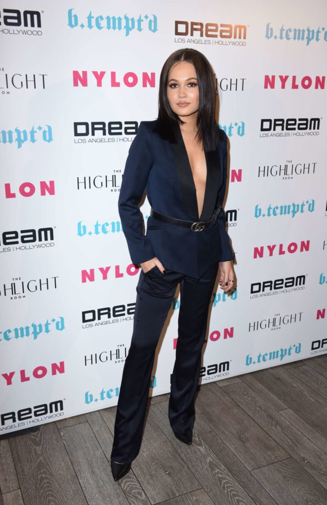 Kelli Berglund - NYLON's It Girl Party at The Highlight Room in Hollywood