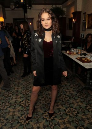 Kelli Berglund - Wolk Morais Collection 4 Fashion Show in Los Angeles