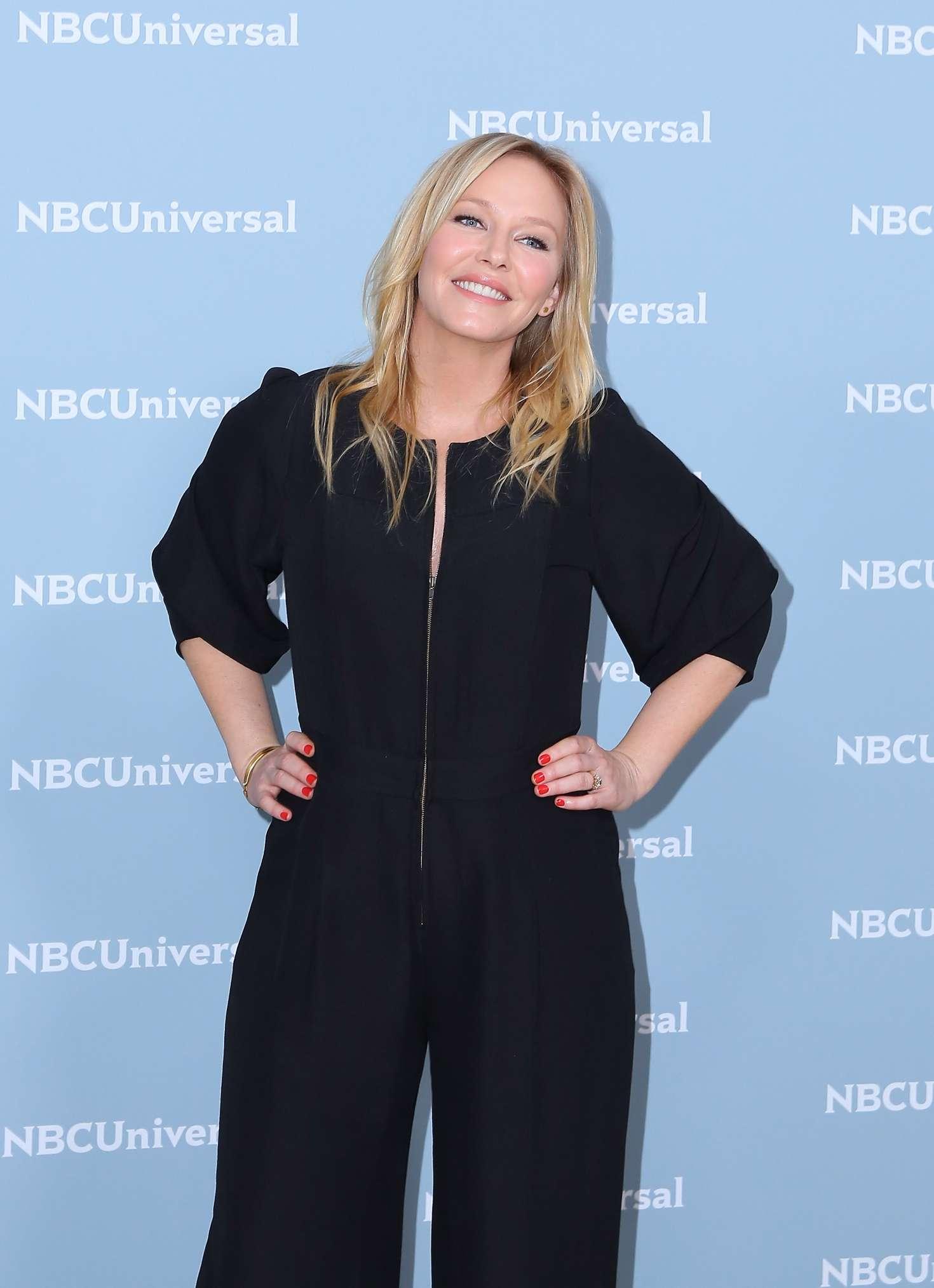 Kelli Giddish 2018 : Kelli Giddish: 2018 NBCUniversal Upfront Presentation -05
