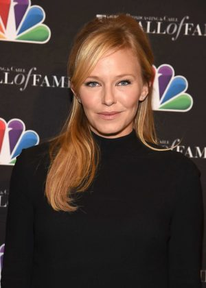 Kelli Giddish - Broadcasting and Cable Hall of Fame Awards 27th Anniversary Gala in NYC