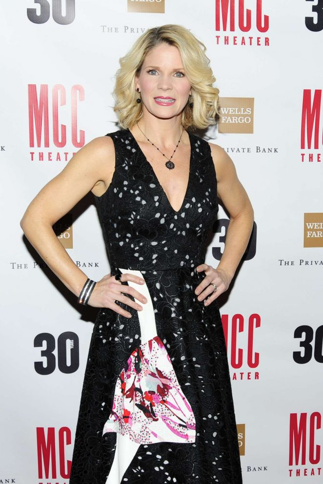 Kelli O'Hara - MCC Theater's Annual Miscast Gala in New York
