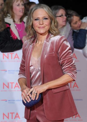 Kellie Bright - National Television Awards 2018 in London