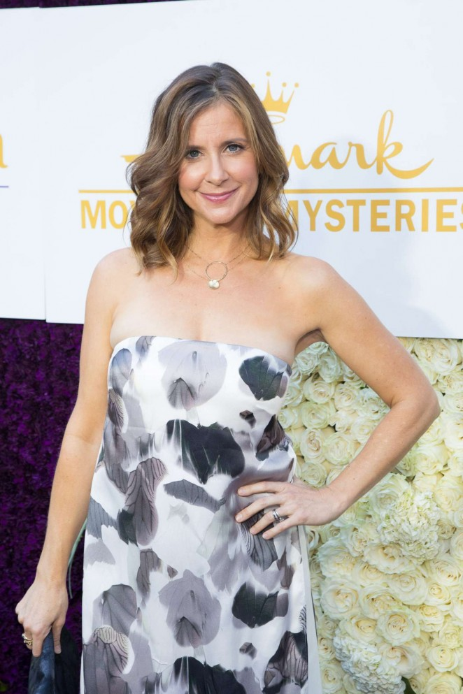 Kellie Martin - Hallmark Channel and Hallmark Movies and Mysteries 2015 Summer TCA Tour in Beverly Hills