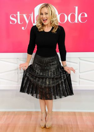 Kellie Pickler - Appears on Amazon's Style Code Live in New York City