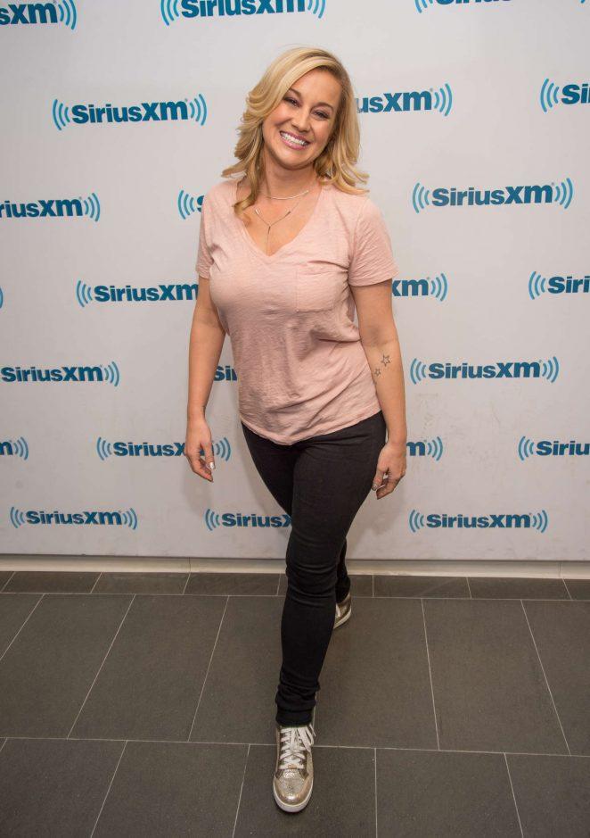 Kellie Pickler - SiriusXM Studio in New York City