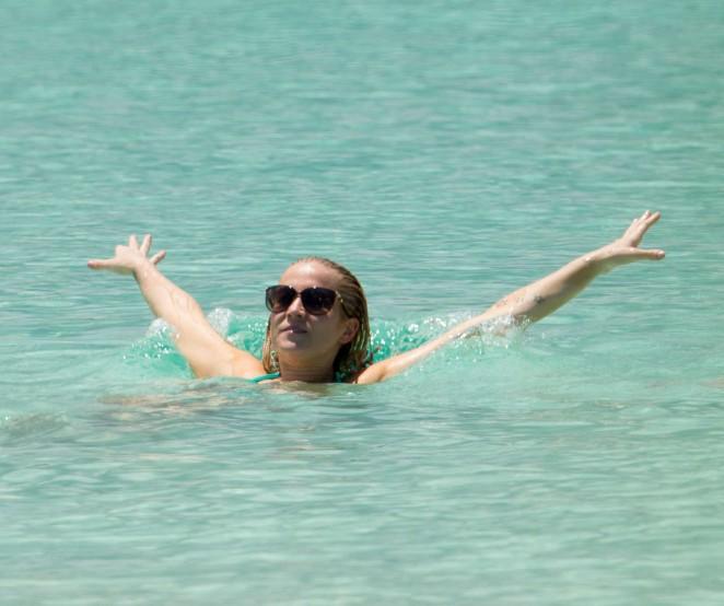 bikini Kellie bahamas pickler