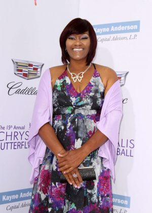 Kellie Williams - 15th Annual Chrysalis Butterfly Ball in LA