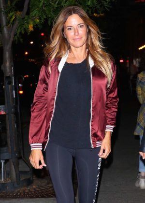 Kelly Bensimon at the Bowery hotel in NY