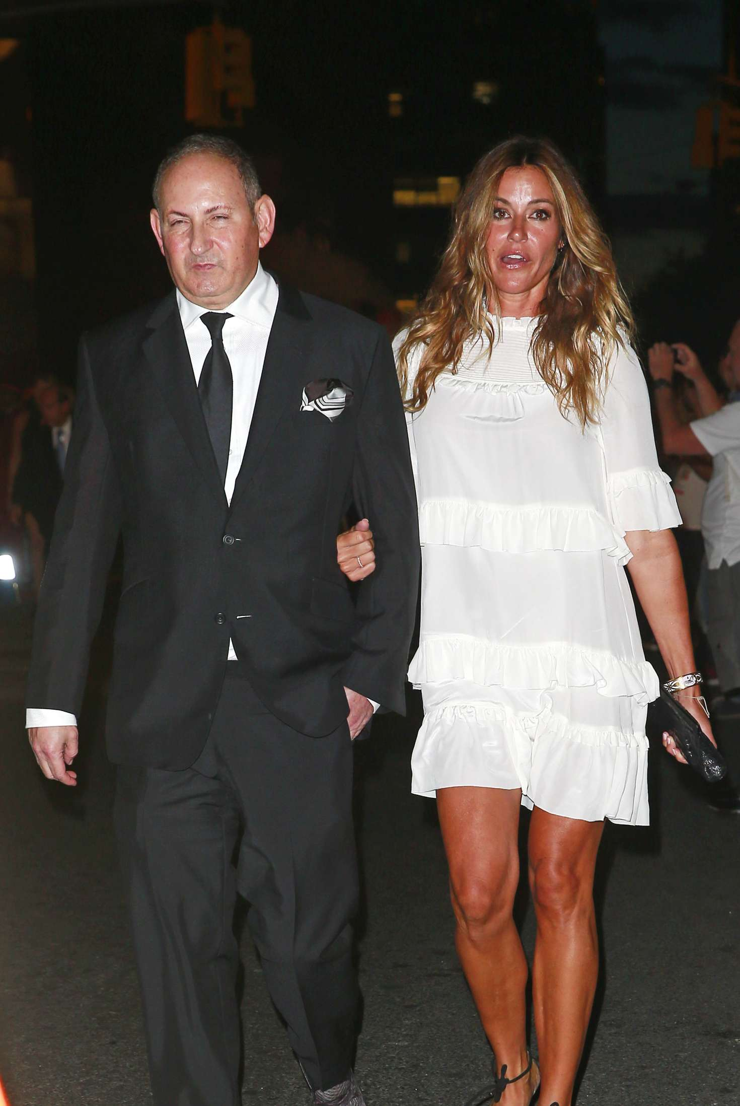 Kelly Bensimon - Cartier Store Grand Reopening in New York