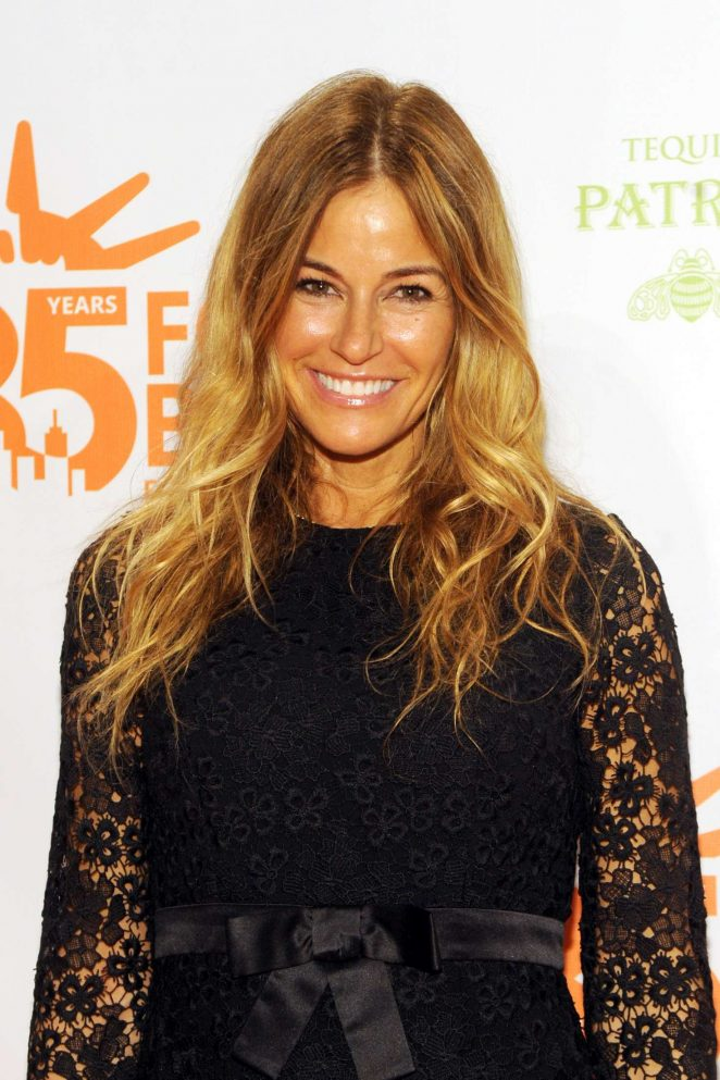 Kelly Bensimon - Food Bank for New York City Can Do Awards Dinner in NY