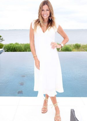 Kelly Bensimon - Jill Zarin's 5th Annual Luxury Luncheon in Southampton