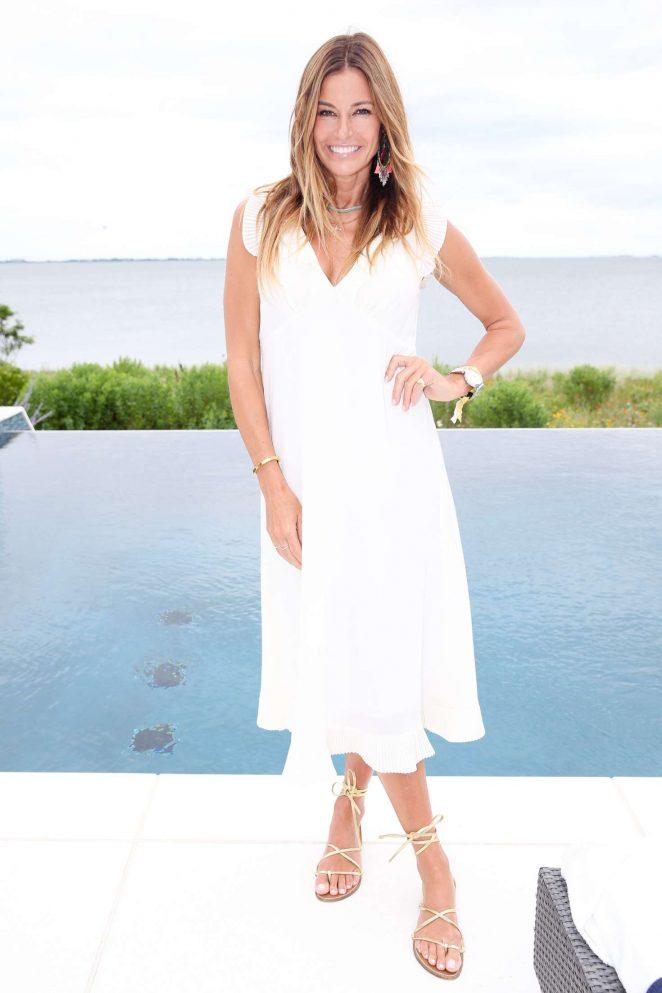 Kelly Bensimon - Jill Zarin's 5th Annual Luxury Luncheon in Southampton