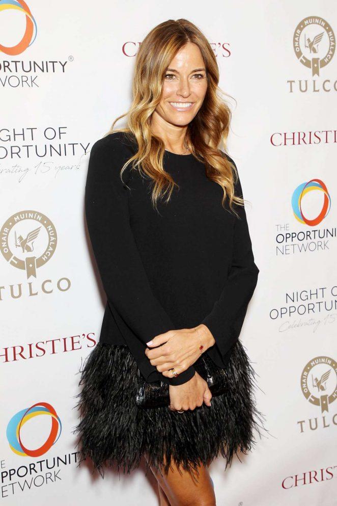 Kelly Bensimon - Night Of Opportunity Gala in New York