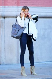 Kelly Bensimon - Out on a stroll in New York