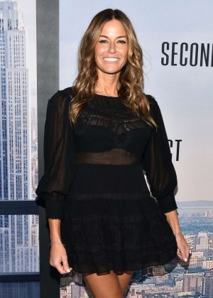 Kelly Bensimon - 'Second Act' Premiere in NYC