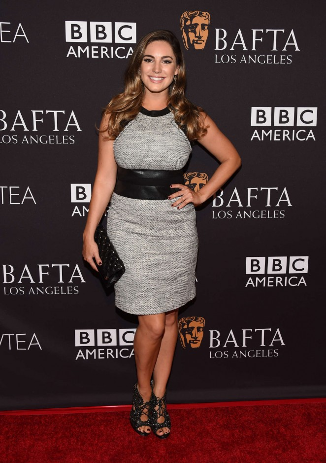 Kelly Brook - 2015 BAFTA Los Angeles TV Tea in Beverly Hills