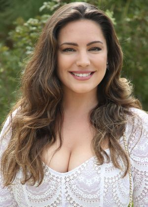 Kelly Brook - Chelsea Flower Show in London
