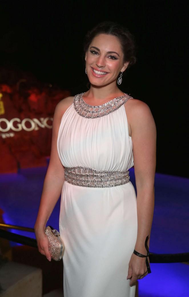 Kelly Brook – De Grisogono Party in Cannes