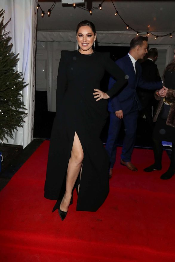 Kelly Brook - Global's Make Some Noise Night in London
