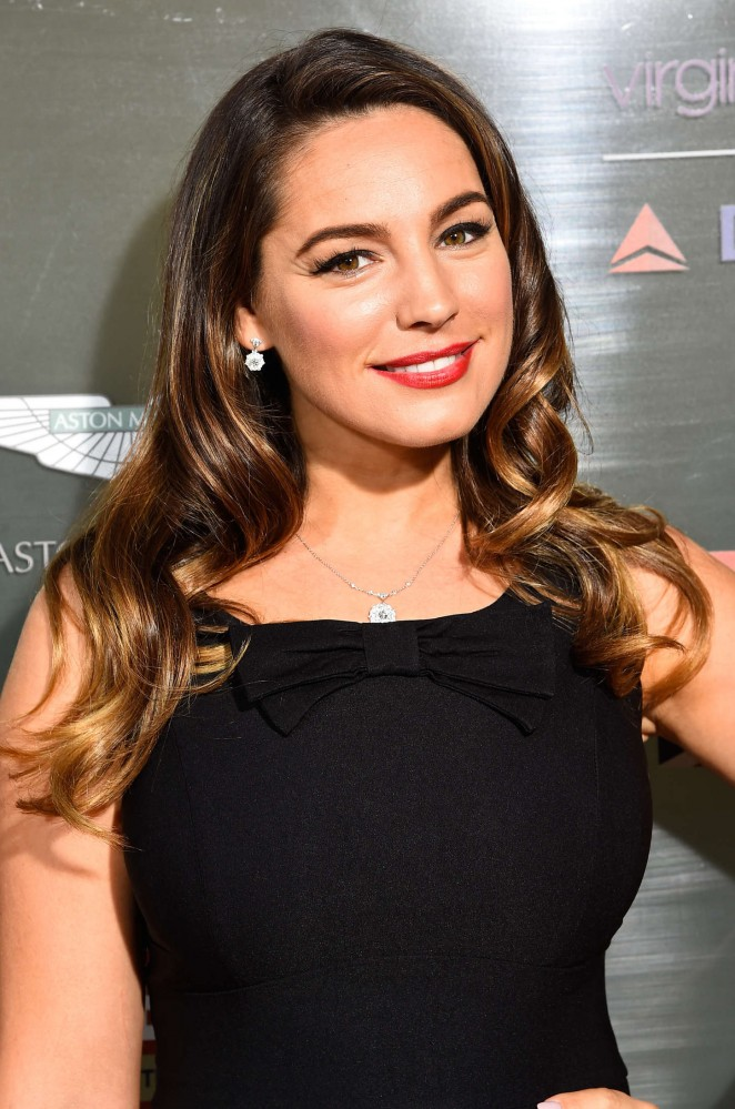 Kelly Brook - GREAT British Film Reception 2015 in West Hollywood