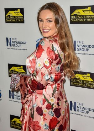 Kelly Brook - Paul Strank Charitable Trust Annual Gala 2018 in London