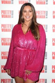 Kelly Brook - Press Night for Pretty Woman: The Musical in London