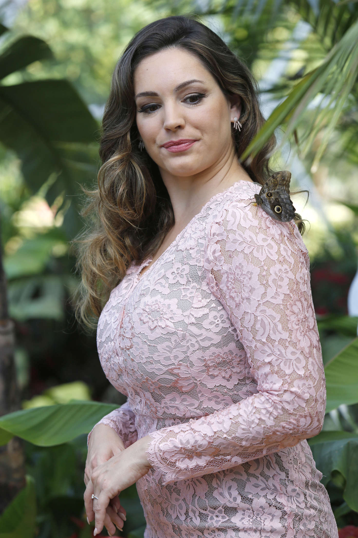 Back to FULL gallery Kelly Brook – RHS Fashion Haute-Couture F/W ...
