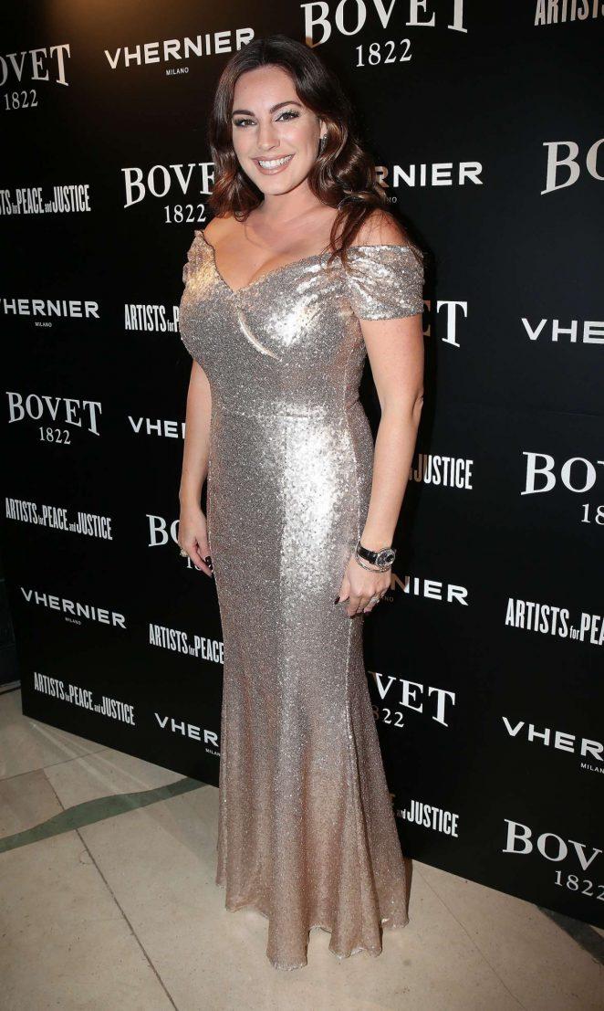 Kelly Brook: The Brilliant Is Beautiful Gala -09