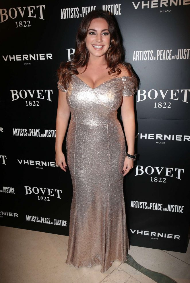 Kelly Brook: The Brilliant Is Beautiful Gala -15