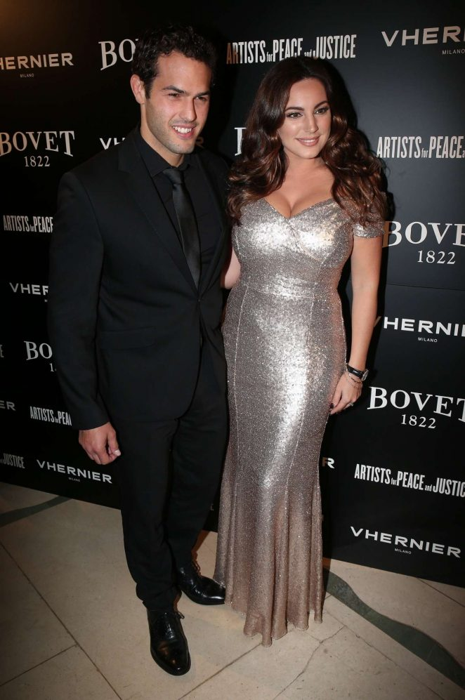 Kelly Brook: The Brilliant Is Beautiful Gala -30