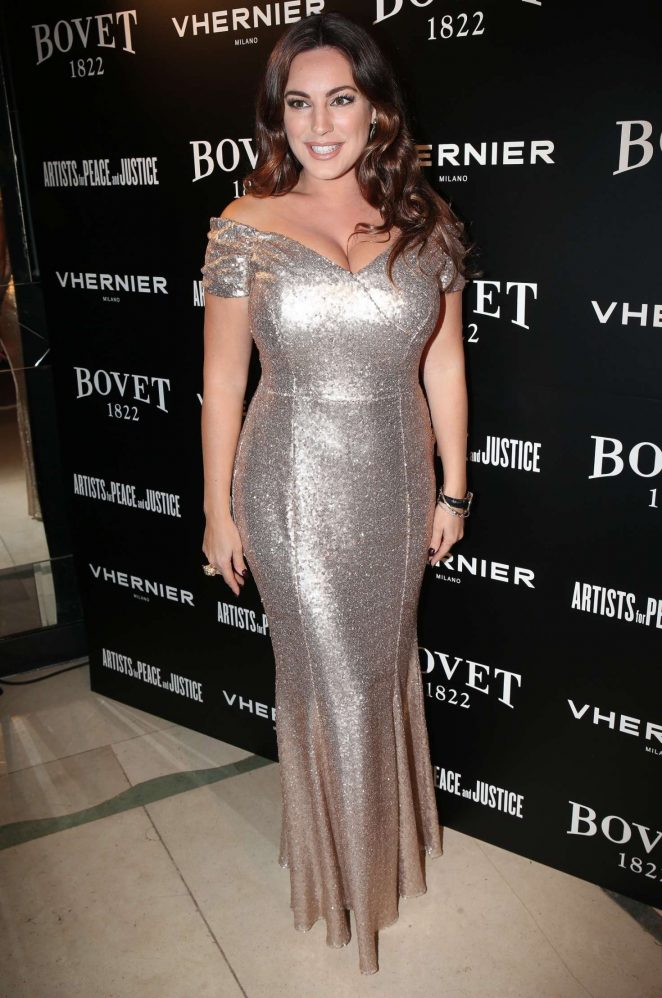 Kelly Brook: The Brilliant Is Beautiful Gala -36