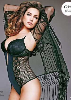 Kelly Brook - TV Extra Magazine (May 2015)