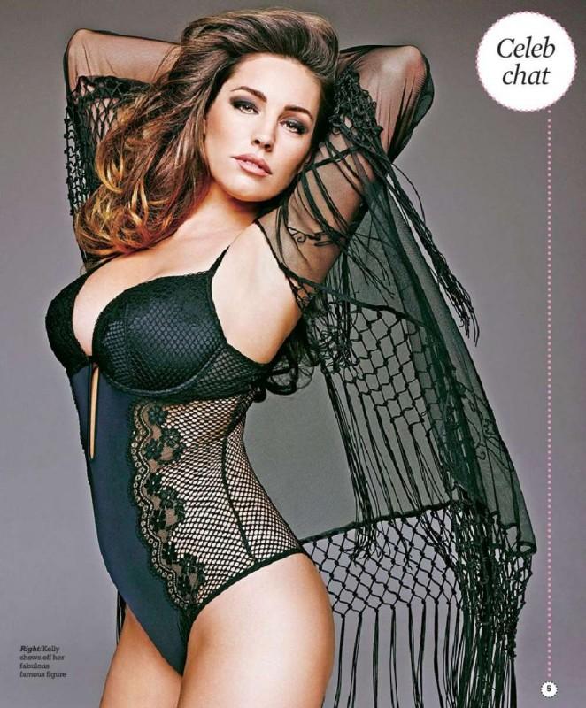 Kelly Brook - TV Extra Magazine (May 2015)
