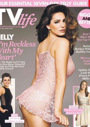 Kelly Brook - TV Life Magazine (June 2016)