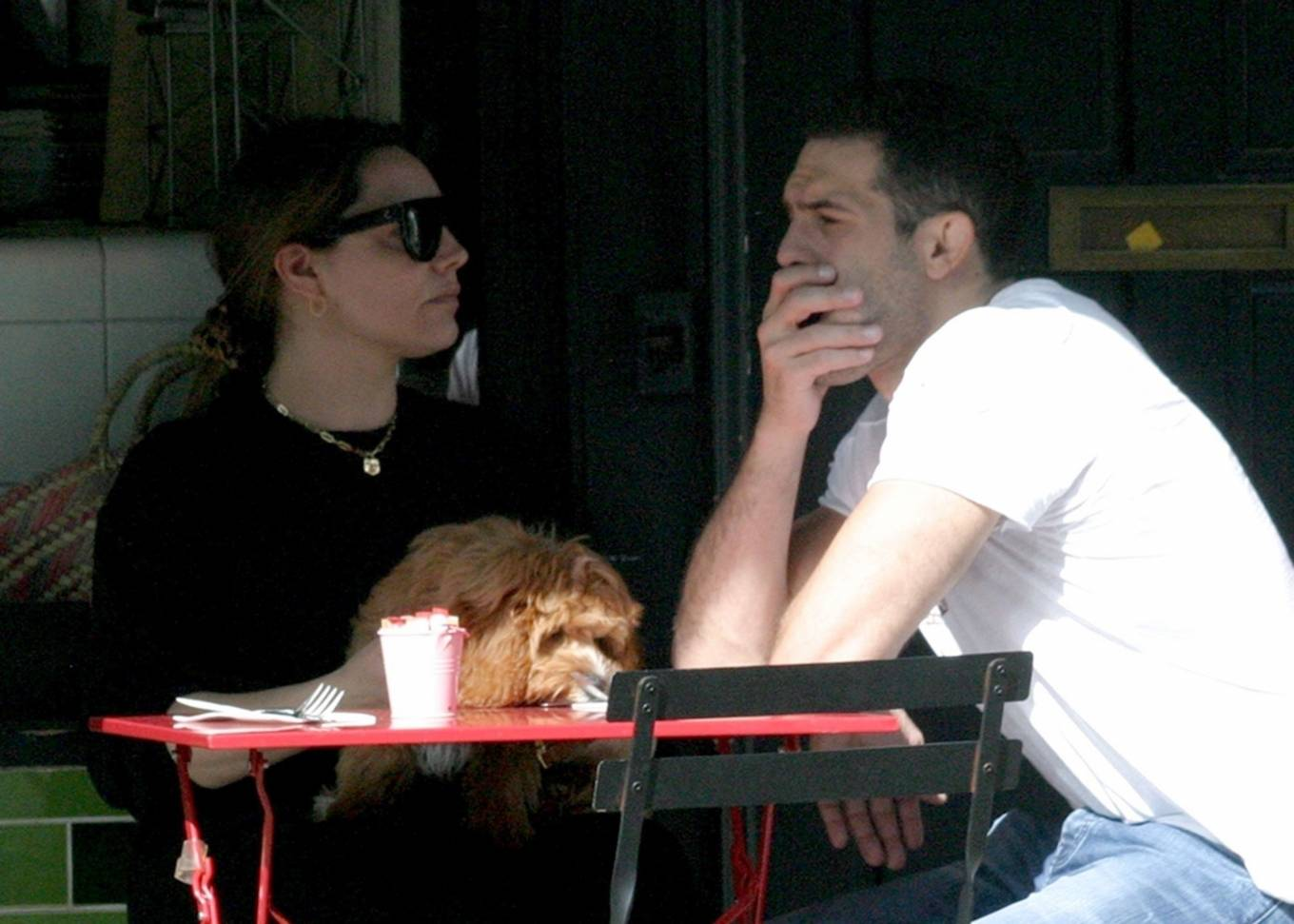 Kelly Brook 2020 : Kelly Brook with boyfriend Jeremy Parisi – Out in Hampstead-12