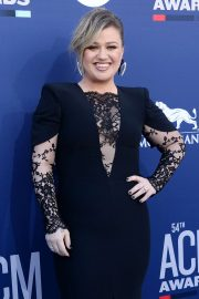 Kelly Clarkson - 2019 Academy of Country Music Awards in Las Vegas