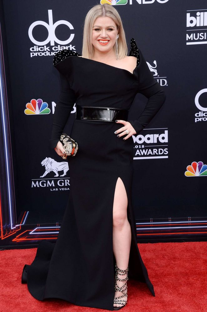 Kelly Clarkson - Billboard Music Awards 2018 in Las Vegas