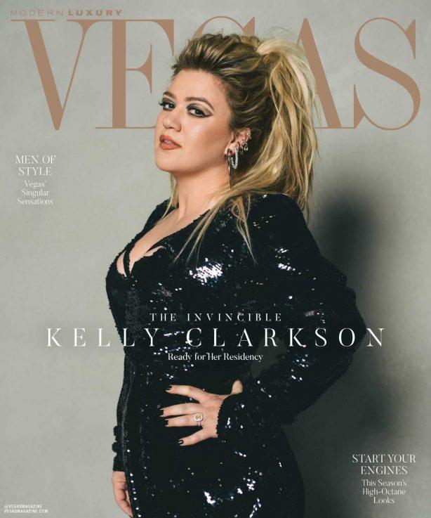 Kelly Clarkson - Vegas Magazine (April 2020)