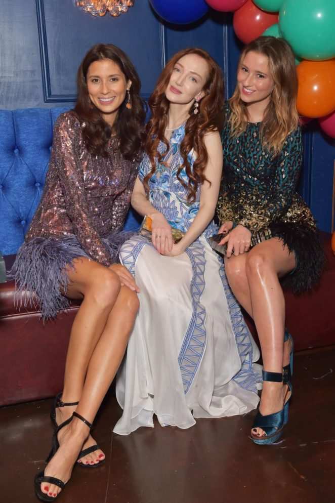 Kelly Eastwood and Olivia Grant - The Royal Marsden Cancer Charity Gala Dinner in London