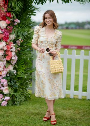 Kelly Eastwood - Cartier Queens Cup Polo in Windsor