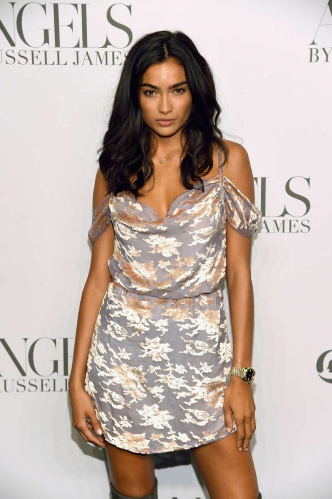 Kelly Gale - 'ANGELS' by Russell James Book Launch and Exhibit in NY