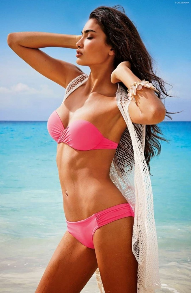 Kelly Gale - Calzedonia Bikini Collection 2015