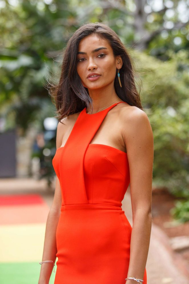 Kelly Gale - Swarovski Rainbow Paradise SS 2018 Collection in Sydney