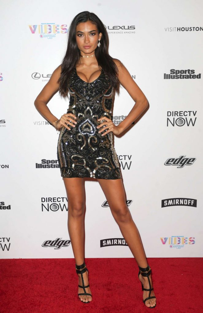 Kelly Gale - VIBES By Sports Illustrated Swimsuit 2017 Launch in Houston