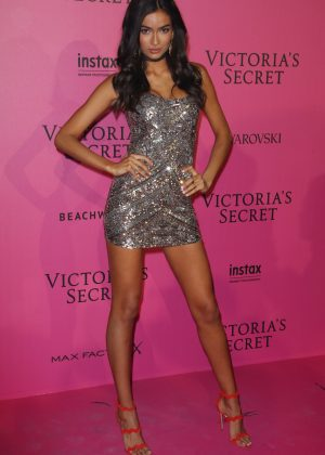Kelly Gale - Victoria's Secret Fashion Show 2016 After Party in Paris
