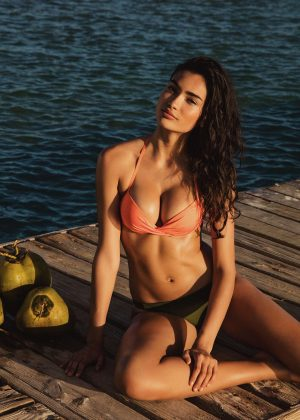Kelly Gale - Yamamay Summer Collection 2018