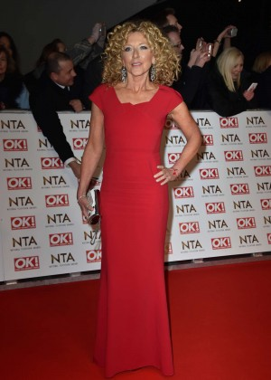 Kelly Hoppen - 2015 National Television Awards in London