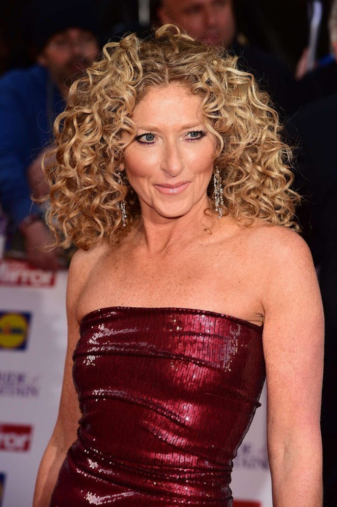 Kelly Hoppen - 2015 Pride of Britain Awards in London