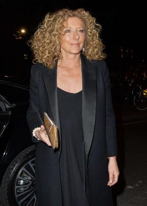 Kelly Hoppen at Private Dinner of Creme de la Mer in London